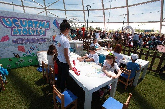 expo-2016-antalya çocuk atölyeleri