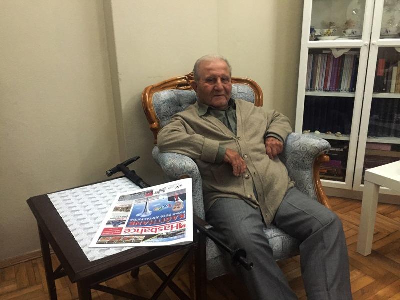 Dr. Necdet Özgelen Hasbahçe Gazetesi