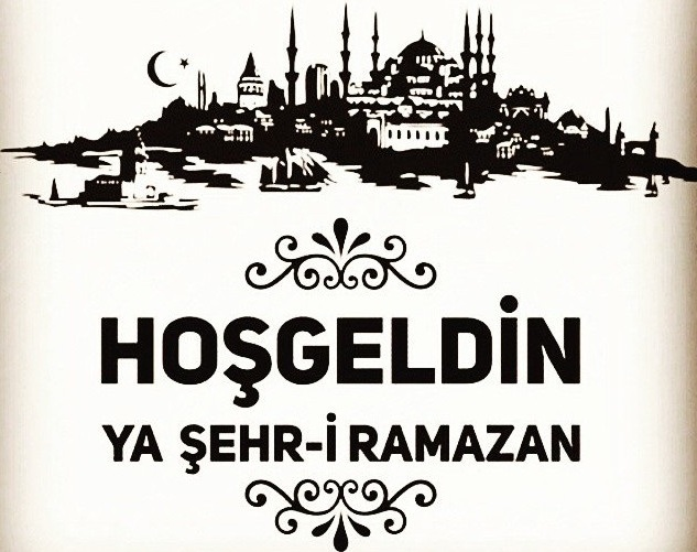 Hoş Geldin Ya Şehri Ramazan Kağıthane