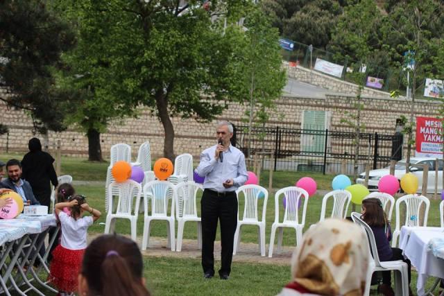 Kağıthane Belediye Başkanı Fazlı Kılıç