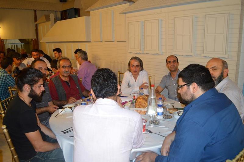 Karkon Uygad iftar