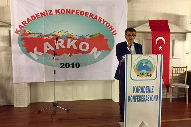 UYGAD Genel Başkanı Mehmet Canbekli