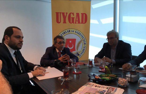 Uygad Yönetim Kurulu Başkanı Mehmet Derviş Canbekli