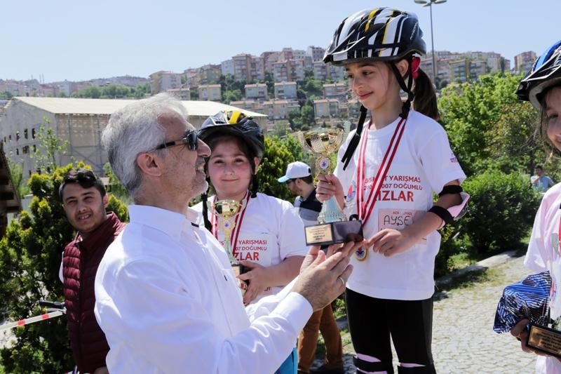 Bisiklet Yarışması Kağıthane