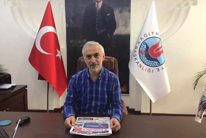 Fazlı Kılıç ile Röportaj Hasbahçe Gazetesi