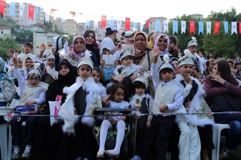Kağıthane'de 650 Çocuk Sünnet Ettirildi
