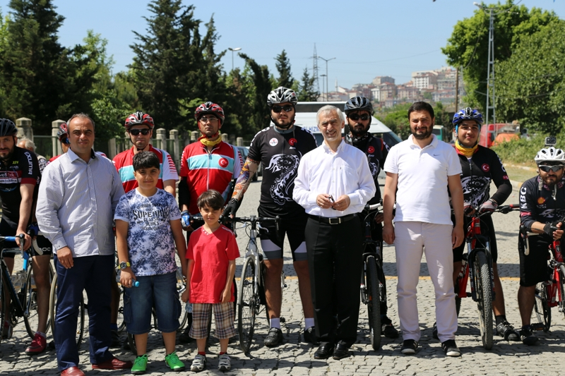 Kağıthane 21.Bisiklet Yarışması