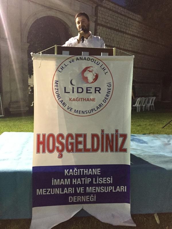 Kağıthane Belediye Başkan Yardımcısı Mevlüt Öztekin