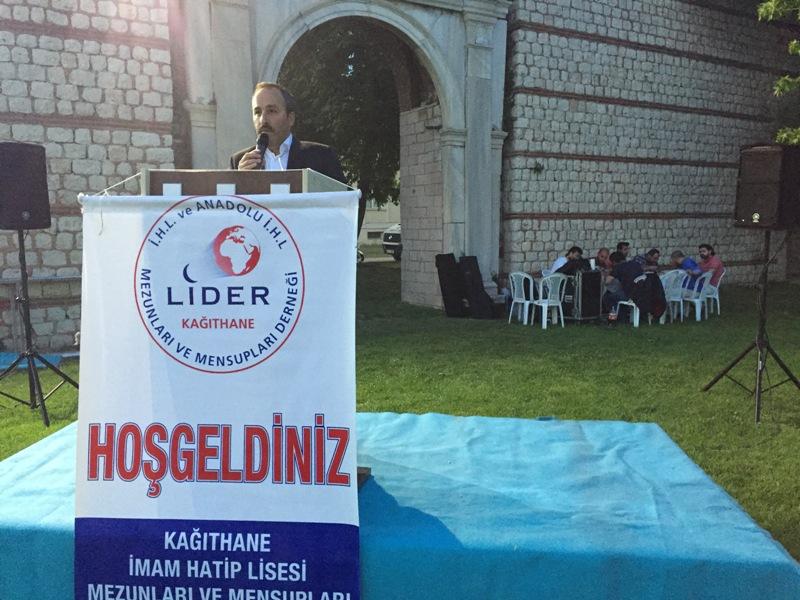 Lider yönetim kurulu üyesi Yusuf Ağır