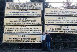 Çeliktepe Spor Şampiyonlukları