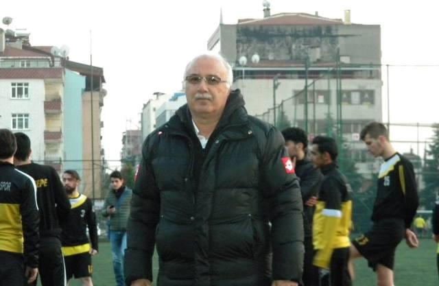 Çeliktepe Spor Genel Koordinatörü Ahmet Bülent Özsoy