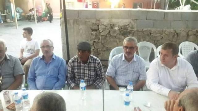 İMDD Teşkilat Başkanı Temel Şardan Şehit Ömer Halis Demir