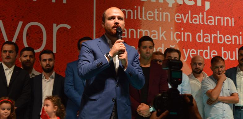 Başladığı Yerde Yüz Binler Buluştu-Bilal Erdoğan