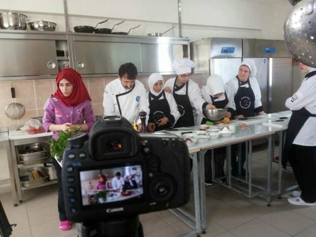 KHEM İstanbul Şefler Akademesi projesi