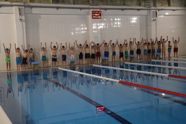 Kağıthane'de Yüzme Bilmeyen Kalmasın