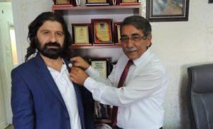 Uygad Başkan Yardımcısı Mehmet Zengin