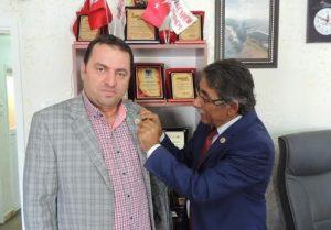 Uygad Başkan Yardımcısı Mustafa Özbay
