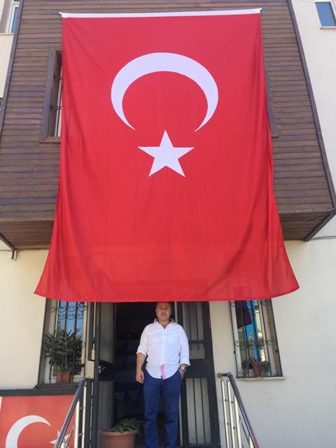 Yahya Kemal Spor Kulubü Başkanı Şefik Kadıoğlu