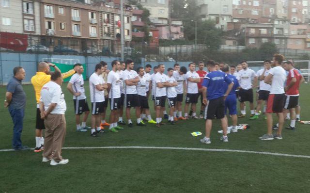 Yahya Kemal Spor Yeni Sezon Hazırlıklarına Başladı