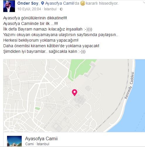 onder-soy-bayram-namazina-davet