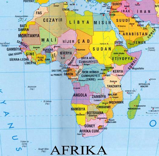 afrika-ulkeleri