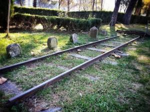 demiryolu raylar