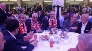 İstanbul Gümüşhaneliler Derneği gecesi