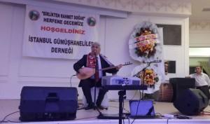 İstanbul Gümüşhaneliler Derneği herfene