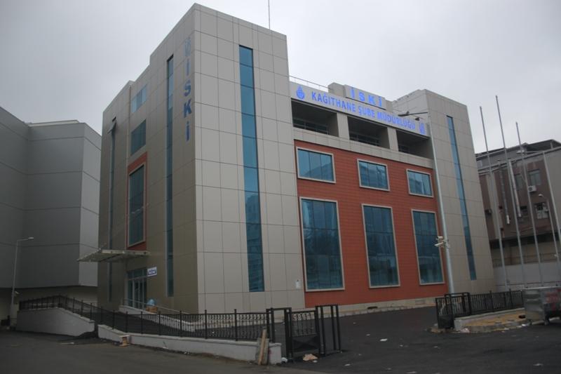 iski yeni bina