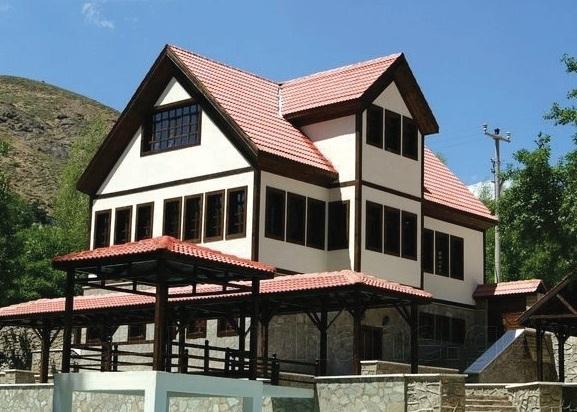 gümüşhane evleri