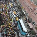 Fatih sarachane mısır 529 idam protesto yürüyüşü