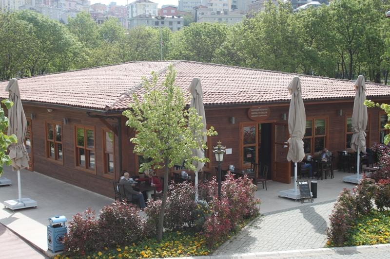 kır kahvesi sosyal tesisi