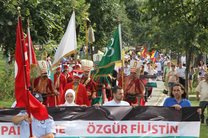 Kağıthane Geleneksel Halk Oyunları Festivali