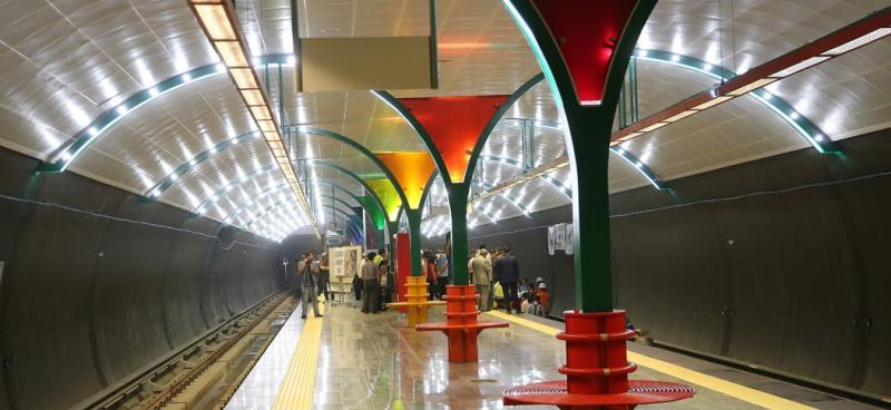 Levent-Hisarüstü Metrosu