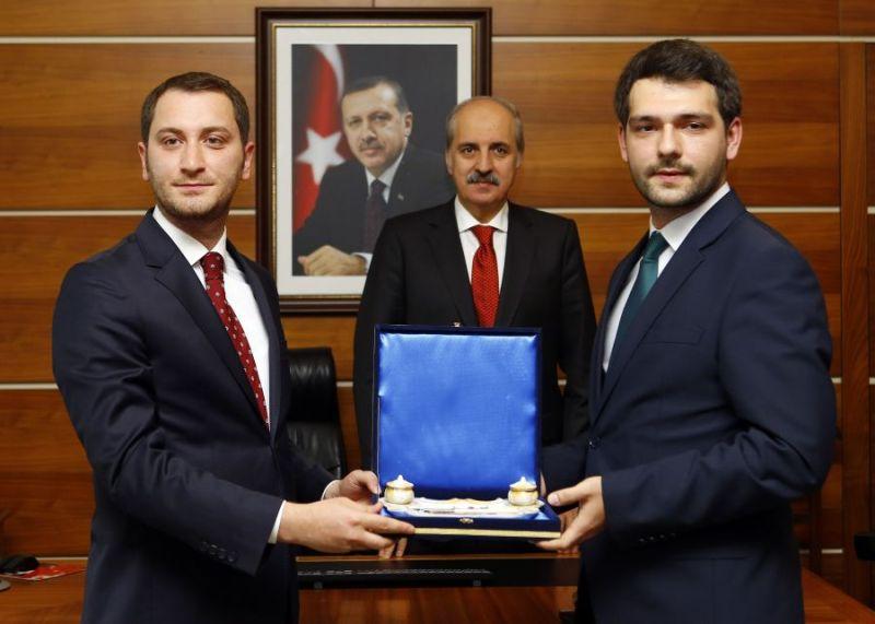 AKP Gençlik Kolları Genel Başkanı Abdurrahman Boynukalın