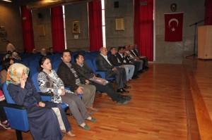 Kağıthane Kız AİHL Okul Aile Birliği Toplantısı