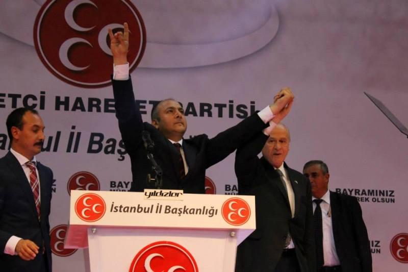 Mehmet Bülent Karataş Abdi İpekçi