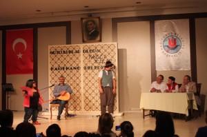 O Ses Türkiye Kağıthane BESEM Tiyatro