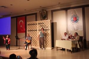 O Ses Türkiye Kağıthane Yarışma BESEM