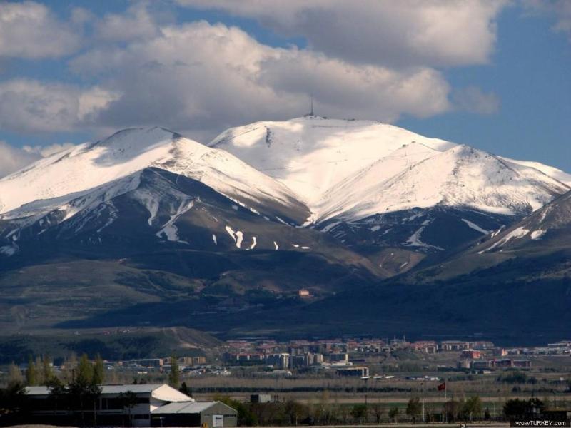 Erzurum-Palandöken-Dağı