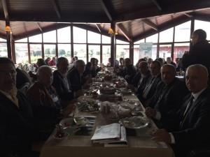 SP Kahvaltı Milletvekili Tanıtım