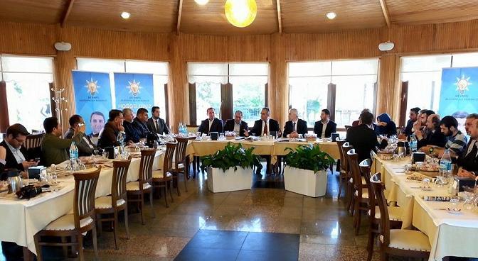 Yerel Basın Kahvaltı AK Parti