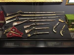 hisart müzesi silahlar