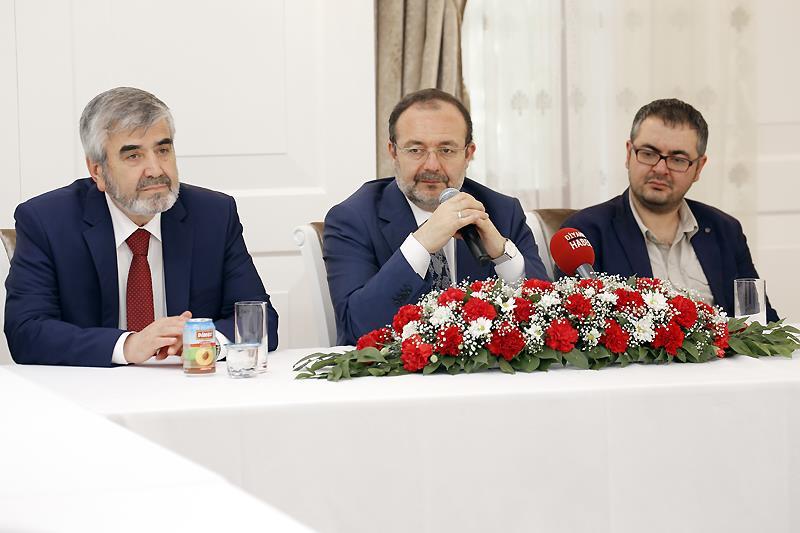 Diyanet İşleri Başkanı Prof. Dr. Mehmet Görmez