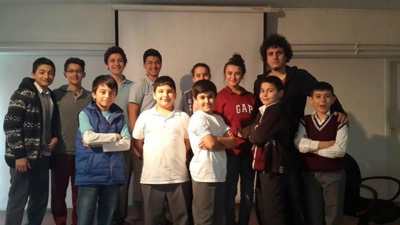 Kağıthane Hasdal Ortaokulu öğrencileri EBA Kısa Film