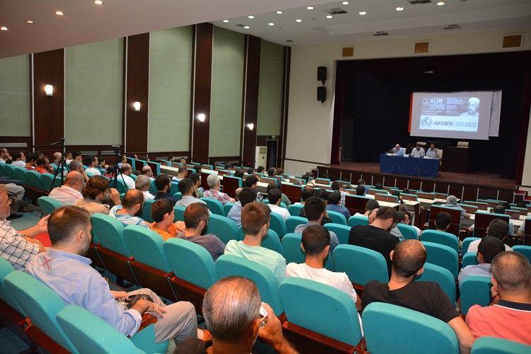 Şehid Seyyid Kutub Paneli Kağıthane Belediyesi Seminer Salonu