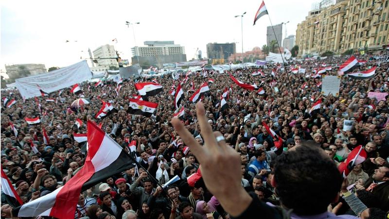 Arap Baharı ve Serin Savaşlar