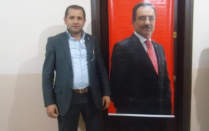 BBP Kağıthane İlçe Başkanı Yusuf  Karademir