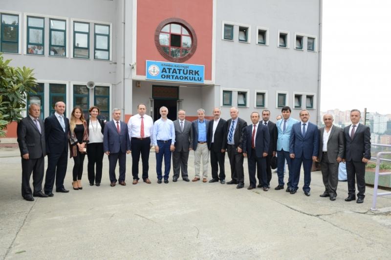 Kağıthane Seyrantepe Atatürk Ortaokulu
