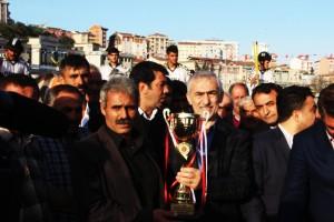 Atlı Cirit Türkiye Şampiyonası Kağıthane Kupa Ödülü